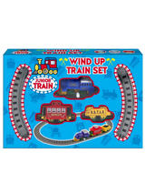 Plastic Train Set