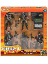 Military Figure Play Set