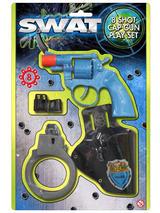Swat 8 Shot Cap Gun Playset