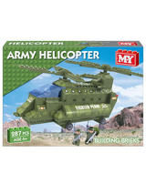 Army Helicopter Brickset