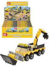 Construction Vehicle Brickset