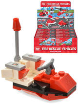 Fire Rescue Vehicle Brickset