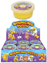 Neon Colour Bouncing Putty