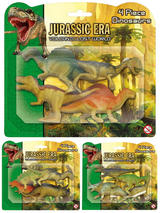 Dinosaur Playsets (3 Assorted)
