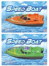 B/O Speedboats