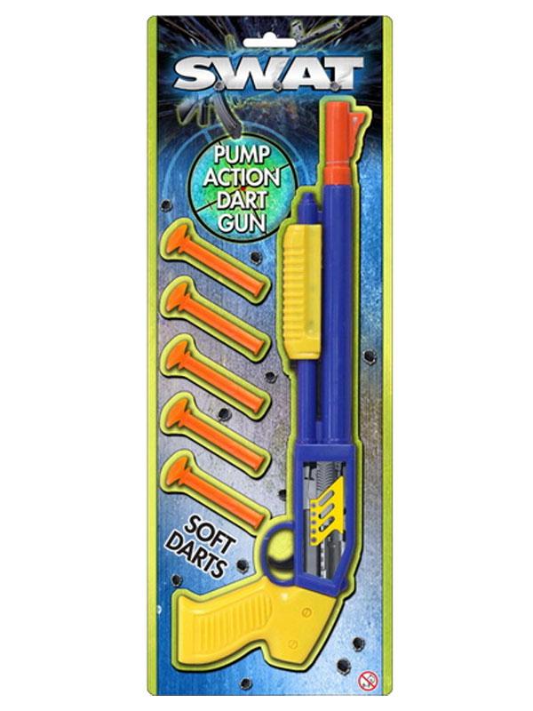 Pump Action Dart Gun