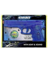 Pistol With Light & Sound