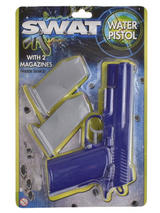 Waterpistol With 2 Magazines