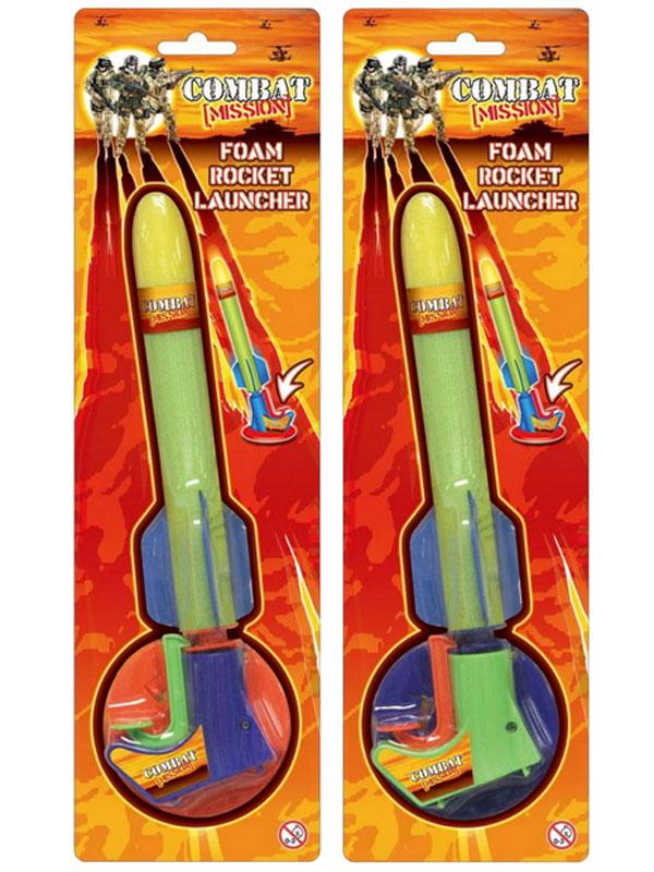 Foam Rocket Launcher