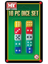 10pc Dice Set