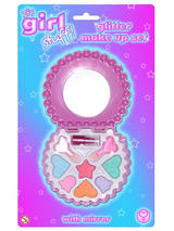 Glitter Make Up Set With Mirror