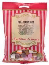 Large Bag Dolly Mixtures
