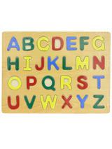 Alphabet Wooden Puzzle