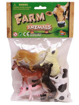 6 Farm Animals