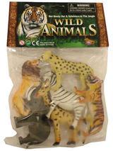 6 Wild Animals