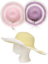 Ladies Floppy Hat