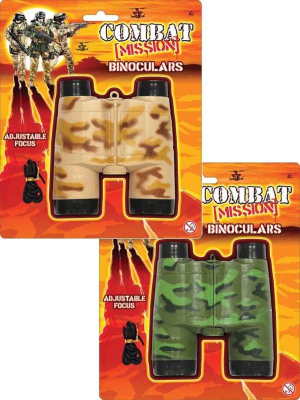 """Combat Mission"" Binoculars"