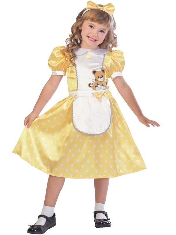 Child Goldilocks Costume