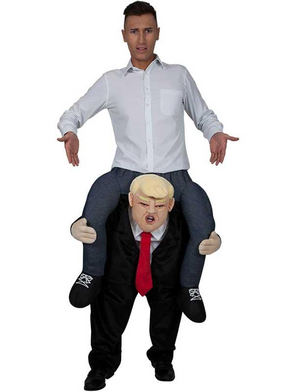 Adult Carry Me President Trump Costume
