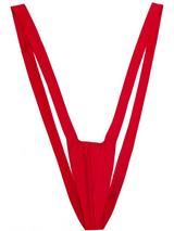 Adult Mens Red Mankini