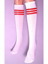 Adult 118 118 Running Man Socks