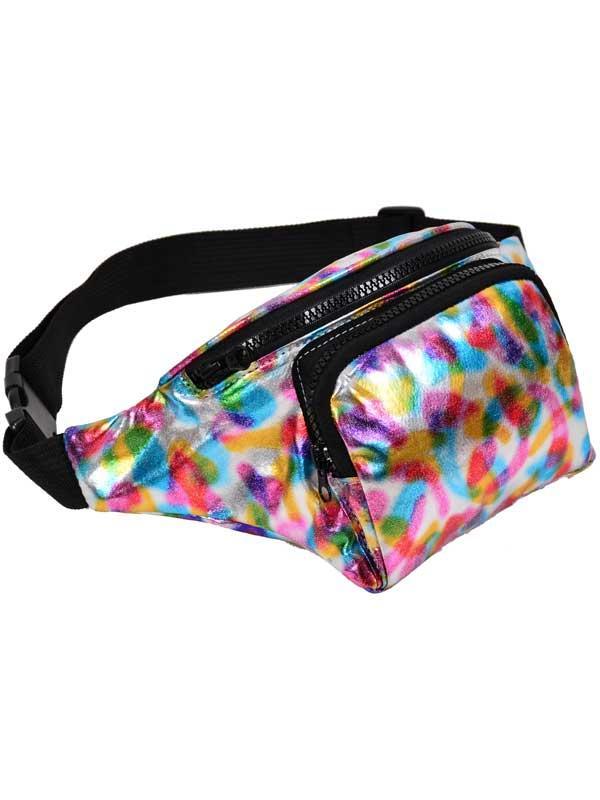 Adult Bum Bag - Rainbow