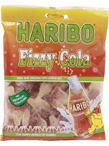 Large Bag - Happy Cola Zing Bottles Haribo