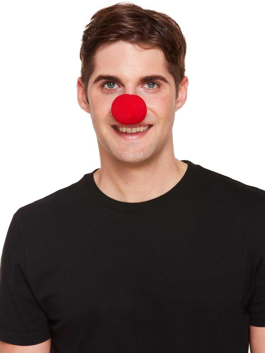 Red Sponge Nose