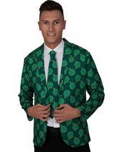 Adult St Patrick's Jacket & Tie