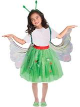 Child Girls The Very Hungry Caterpillar Costume (3-8yr)