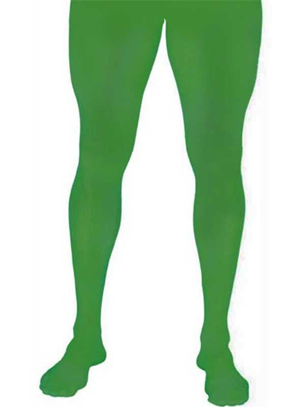 Green Male Tights