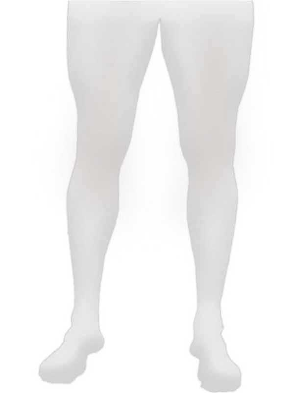 White Male Tights