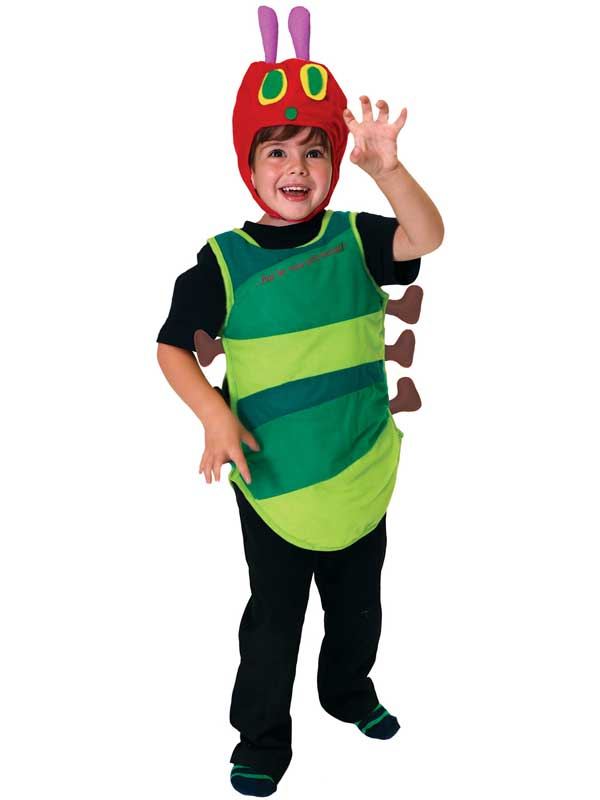 Child The Very Hungry Caterpillar Costume