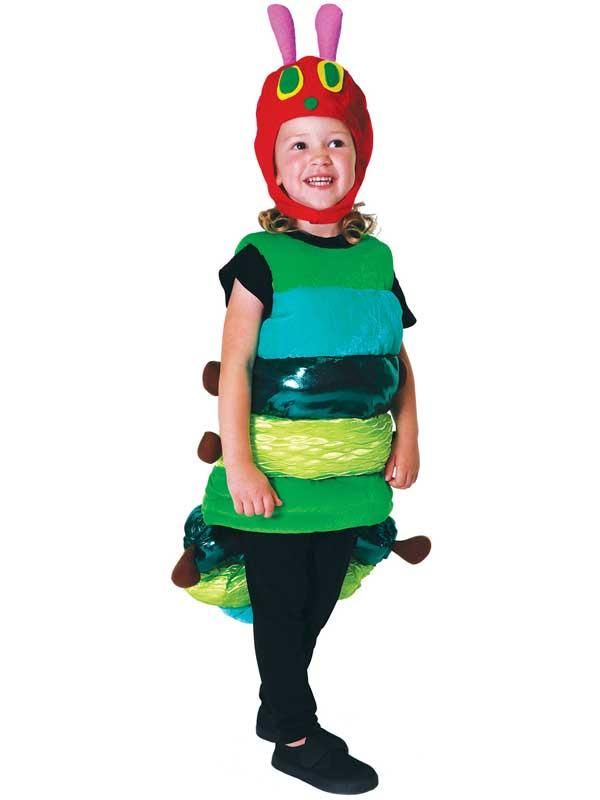Child Deluxe The Very Hungry Caterpillar Costume