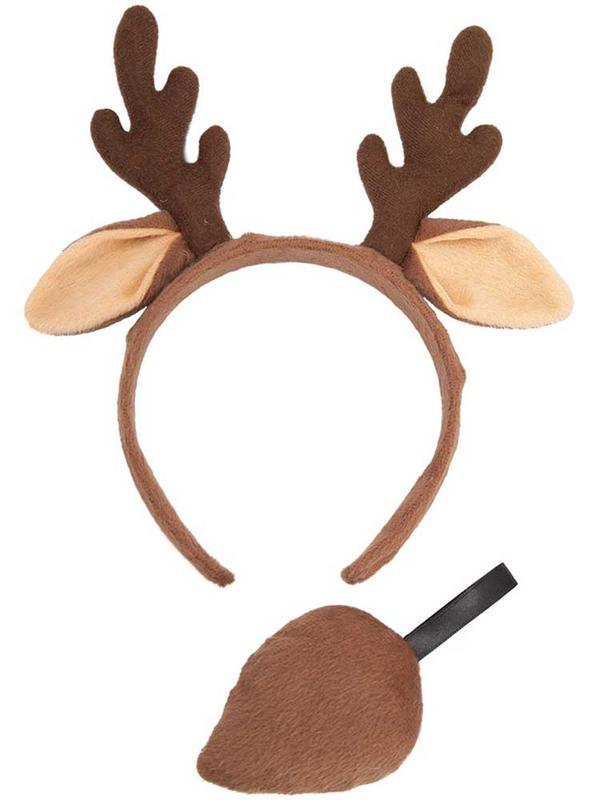 Ears & Tail - Reindeer