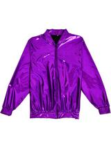 Adult Purple Hollographic Jacket