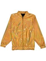 Adult Gold Hollographic Jacket
