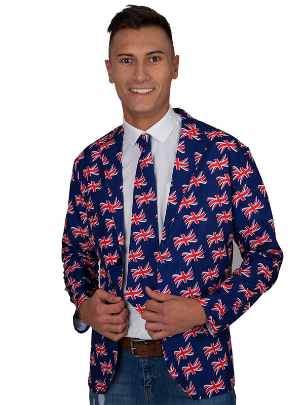 Adult Mens Royal Wedding Jacket & Tie