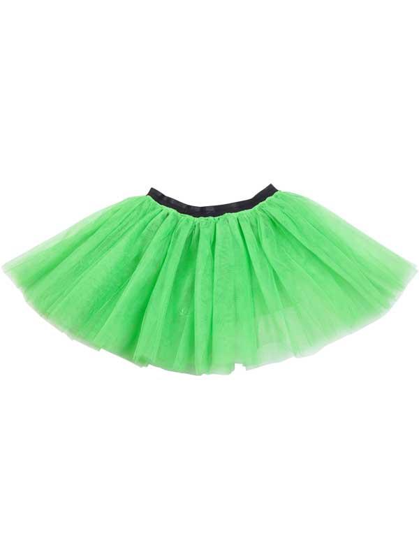 Adult Ladies Tutu - Green