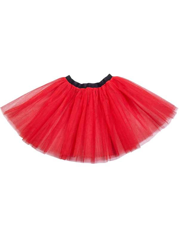 Adult Ladies Tutu - Red