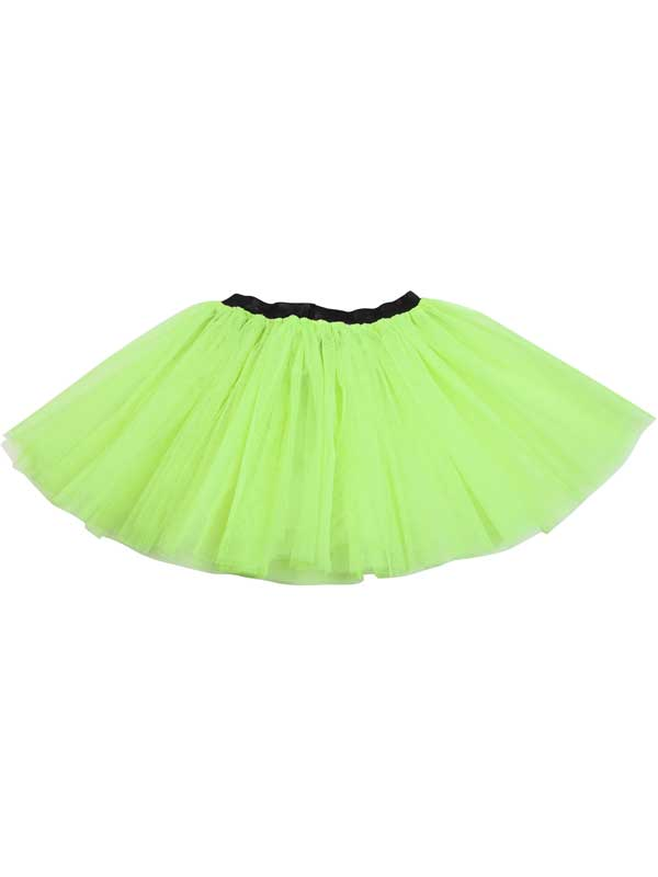 Adult Ladies Tutu - Yellow