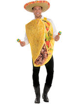 Adult Taco Costume Tunic