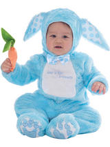 Child Boys Blue Little Wabbit Costume