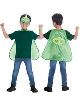 Child Gekko Cape & Mask Set