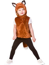 Child Fox Costume Tabard