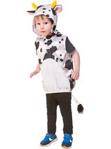 Child Cow Costume Tabard