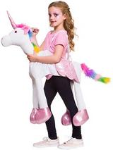 Child Ride On Fantasy Rainbow Unicorn