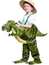 Child Deluxe Ride On Dinosaur