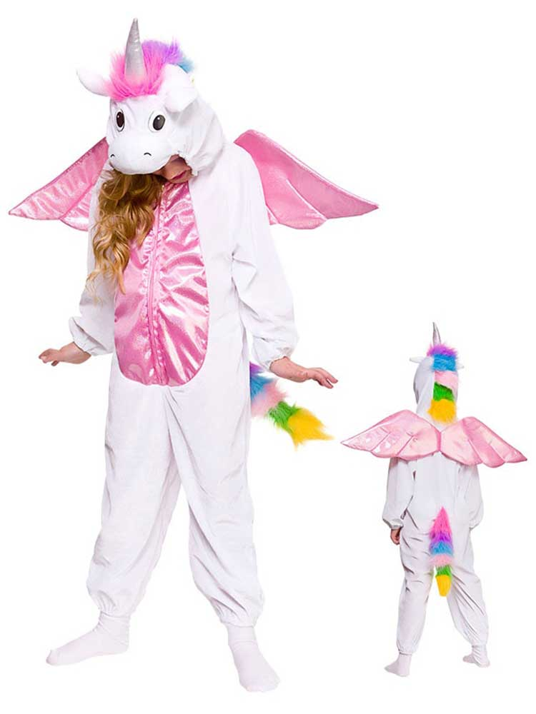 183c2f55ae49 Sentinel Child Fairytale Unicorn Costume Girls Magic Fantasy Book Week Day Fancy  Dress