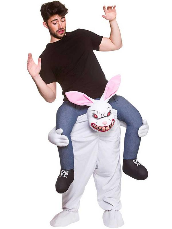 Adult Carry Me Evil Bunny